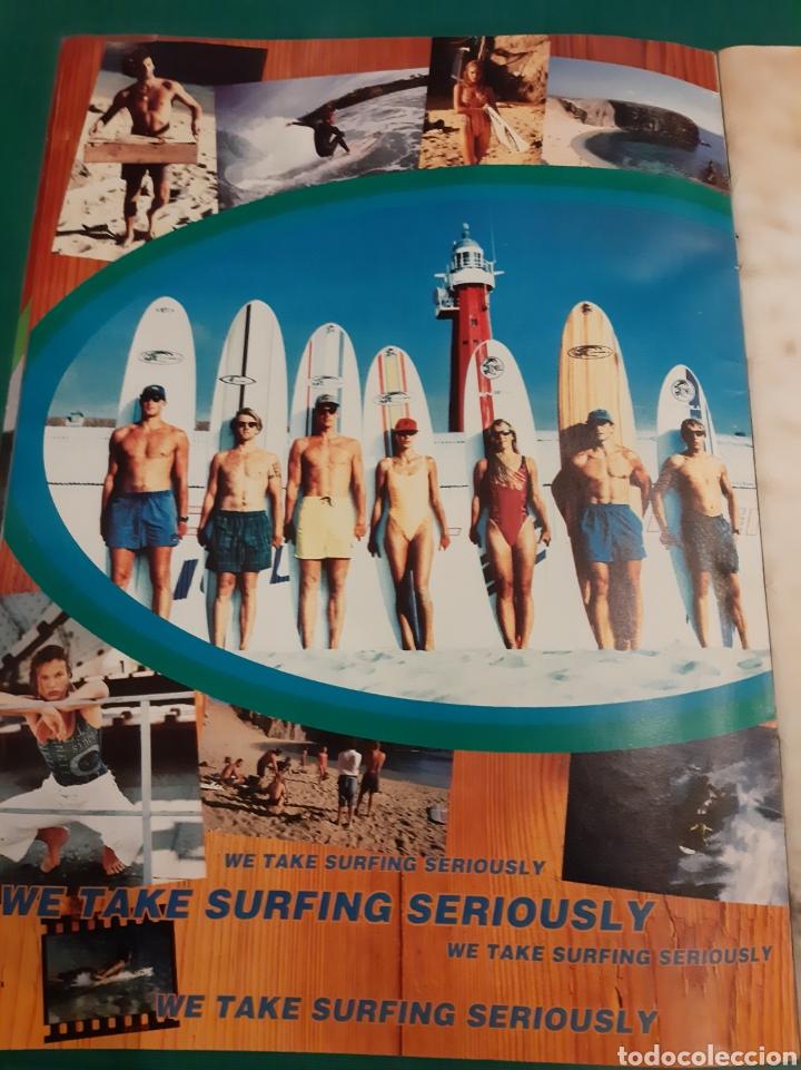 Coleccionismo deportivo: O NEILL REVISTA VINTAGE SURF NOSTALGIA - Foto 4 - 218181397