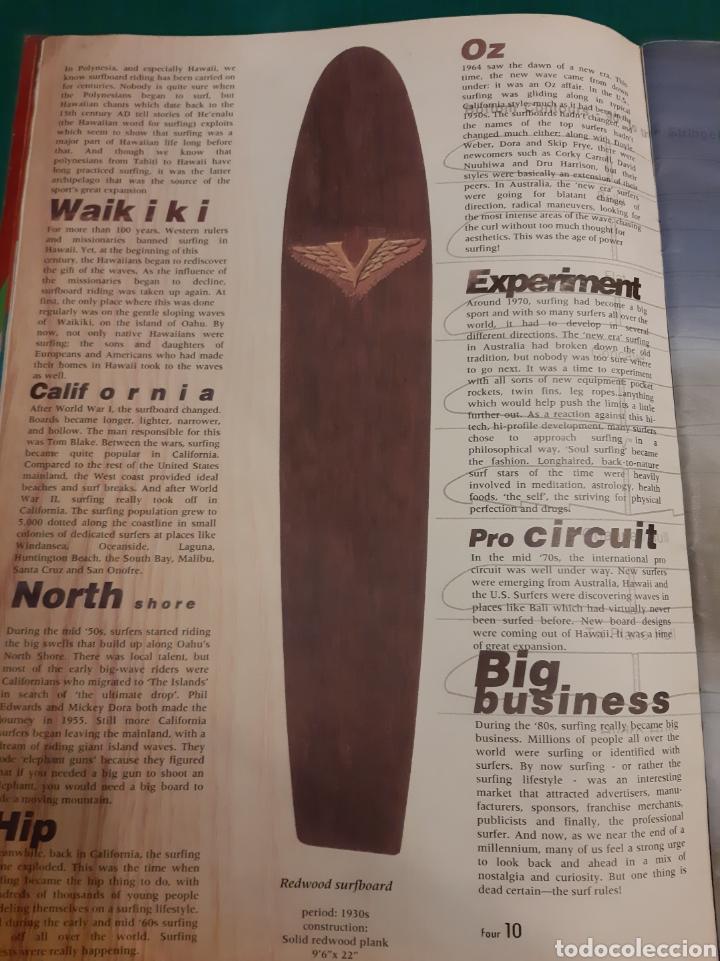 Coleccionismo deportivo: O NEILL REVISTA VINTAGE SURF NOSTALGIA - Foto 5 - 218181397
