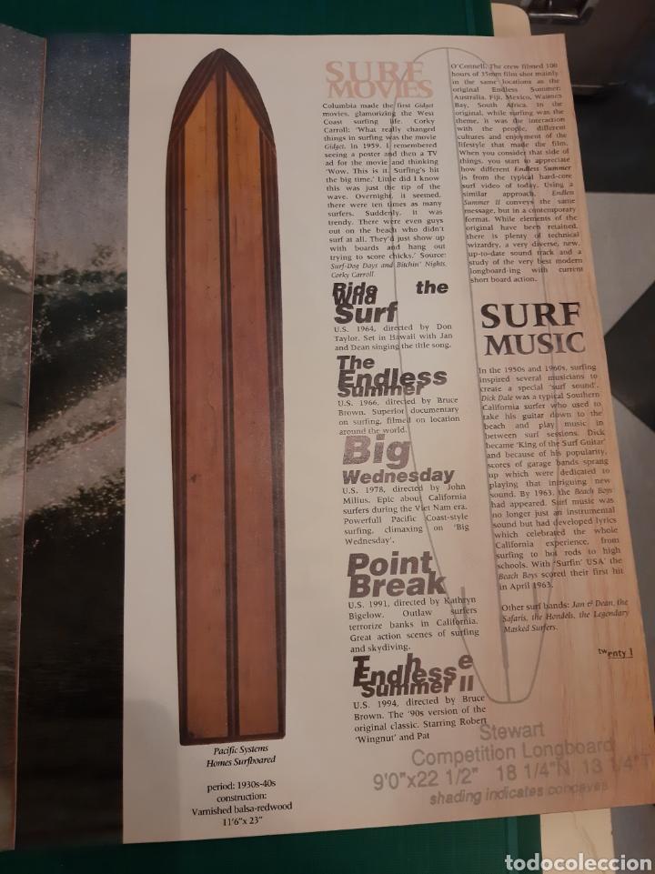 Coleccionismo deportivo: O NEILL REVISTA VINTAGE SURF NOSTALGIA - Foto 6 - 218181397