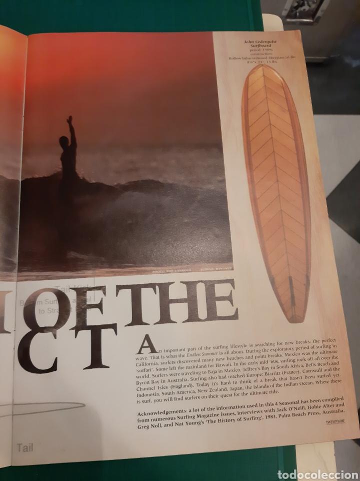 Coleccionismo deportivo: O NEILL REVISTA VINTAGE SURF NOSTALGIA - Foto 7 - 218181397