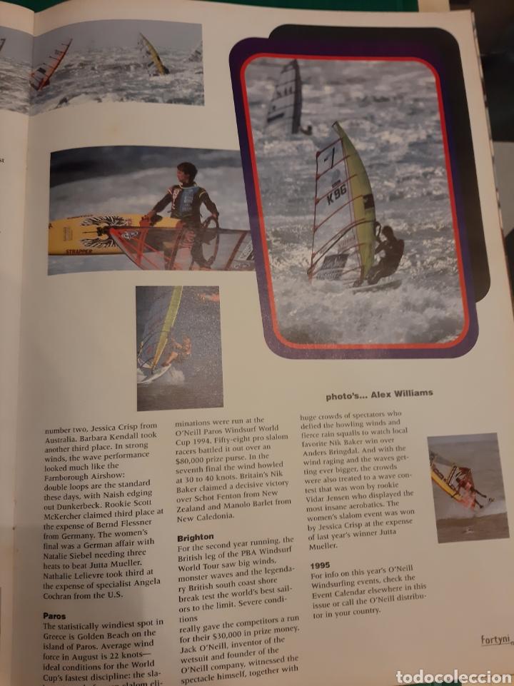 Coleccionismo deportivo: O NEILL REVISTA VINTAGE SURF NOSTALGIA - Foto 8 - 218181397