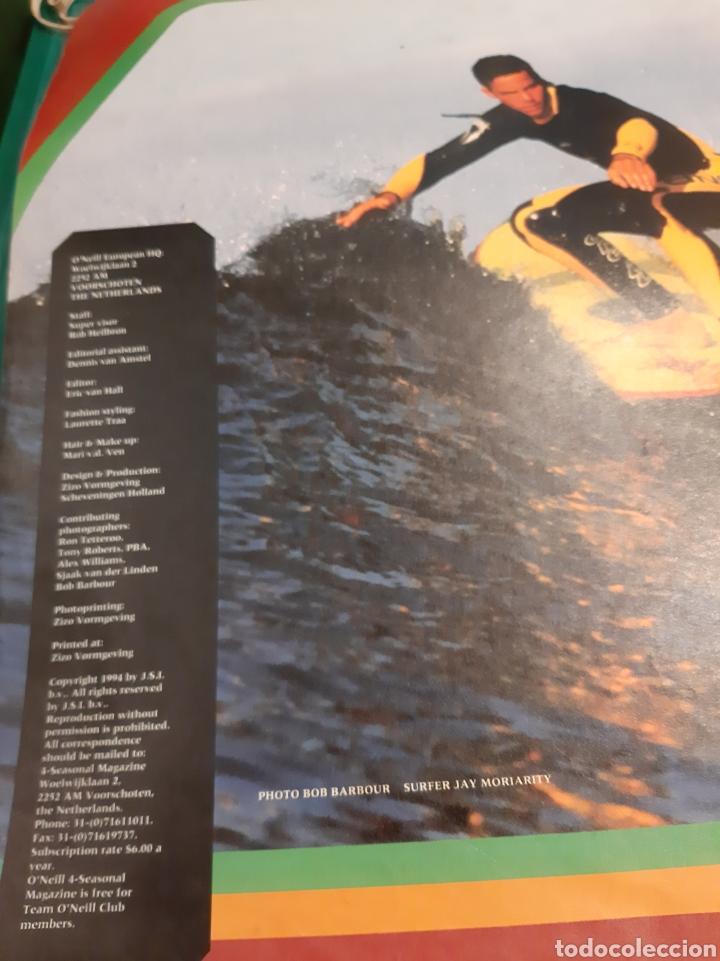 Coleccionismo deportivo: O NEILL REVISTA VINTAGE SURF NOSTALGIA - Foto 9 - 218181397