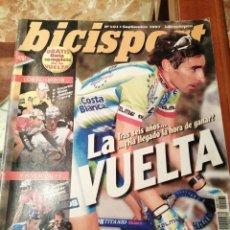 Coleccionismo deportivo: CICLISMO A FONDO - BICISPORT REVISTA N°101. Lote 218740411