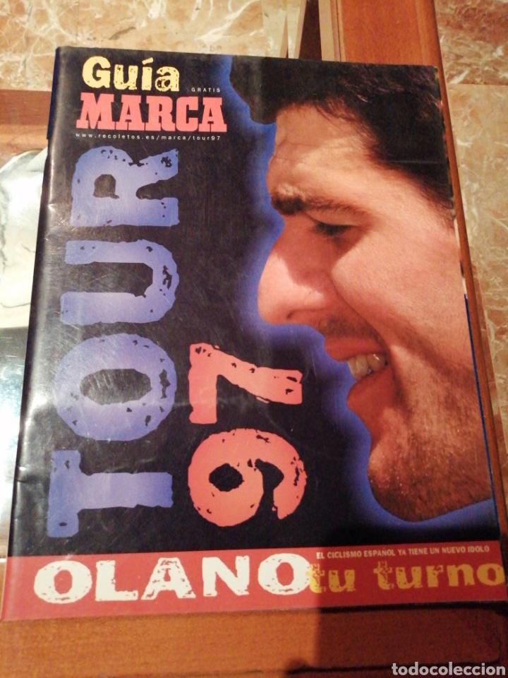 CICLISMO A FONDO - GUÍA MARCA TOUR FRANCIA 1997 (Coleccionismo Deportivo - Revistas y Periódicos - otros Deportes)