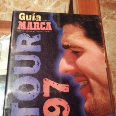 Coleccionismo deportivo: CICLISMO A FONDO - GUÍA MARCA TOUR FRANCIA 1997. Lote 218740576