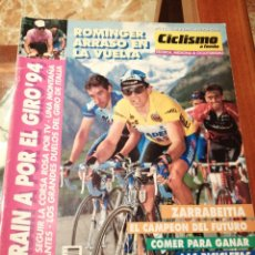 Coleccionismo deportivo: CICLISMO A FONDO REVISTA N°113 - VUELTA ESPAÑA 1994 ROMINGER. Lote 218741262