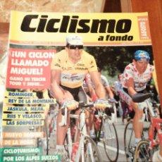 Coleccionismo deportivo: CICLISMO A FONDO REVISTA N°103 - TOUR FRANCIA 1993 INDURAIN. Lote 218741363