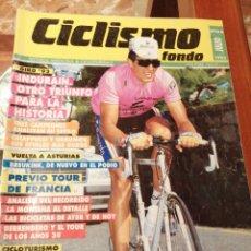Coleccionismo deportivo: CICLISMO A FONDO REVISTA N°102 - GIRO ITALIA 1993 INDURAIN. Lote 218741475