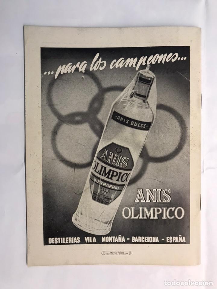 Coleccionismo deportivo: STADIUM, Boletín de Divulgación del Deporte Olimpico. Juegos Olímpicos de Londres (a.1948) - Foto 6 - 218746077