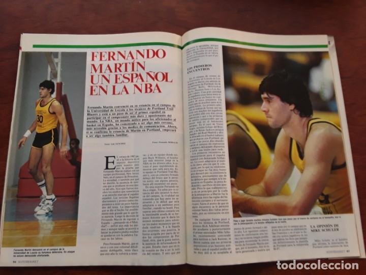 FERNANDO MARTIN PORTLAND POSTER NUEVO SIN USO REVISTA AÑO 1986 POSTER 40 X 56 CM (Coleccionismo Deportivo - Revistas y Periódicos - otros Deportes)