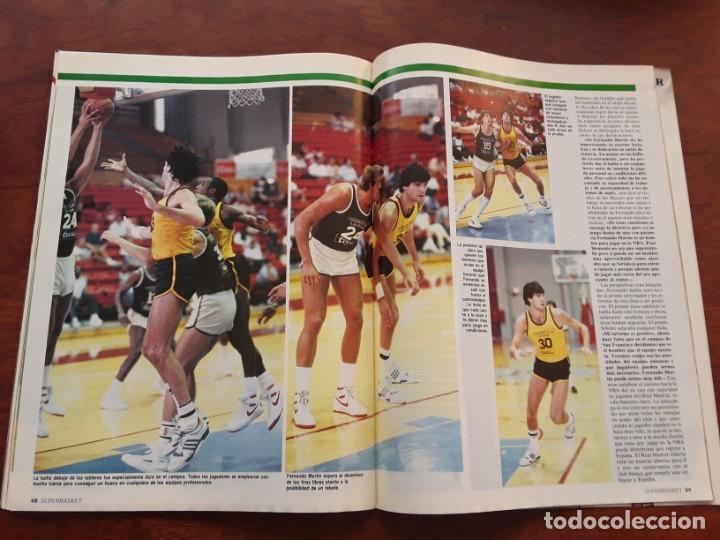 Coleccionismo deportivo: FERNANDO MARTIN PORTLAND POSTER NUEVO SIN USO REVISTA AÑO 1986 POSTER 40 X 56 CM - Foto 2 - 219293271