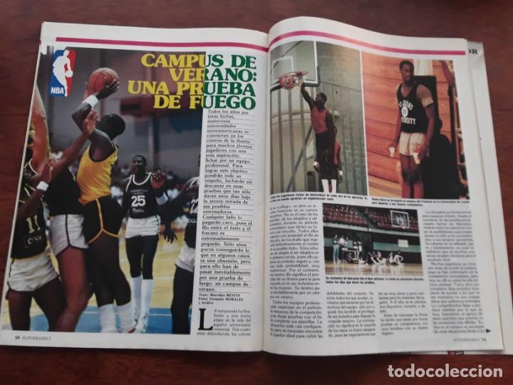 Coleccionismo deportivo: FERNANDO MARTIN PORTLAND POSTER NUEVO SIN USO REVISTA AÑO 1986 POSTER 40 X 56 CM - Foto 3 - 219293271