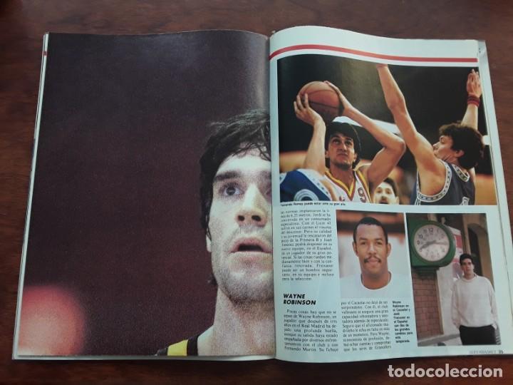 Coleccionismo deportivo: FERNANDO MARTIN PORTLAND POSTER NUEVO SIN USO REVISTA AÑO 1986 POSTER 40 X 56 CM - Foto 5 - 219293271