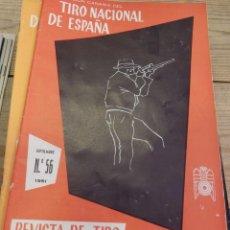 Coleccionismo deportivo: TENERIFE, REVISTA TIRO NACIONAL DE ESPAÑA, SEPTIEMBRE 1961, Nº 56. Lote 219322427