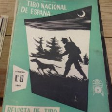 Coleccionismo deportivo: TENERIFE, REVISTA TIRO NACIONAL DE ESPAÑA, FEBRERO 1961, Nº 49. Lote 219322600