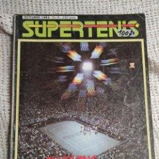 Colecionismo desportivo: SUPER TENIS Nº 6 OCTUBRE 1983 JIMMY CONNORS JIMBO Y MARTINA - SUPERTENIS. Lote 219632452