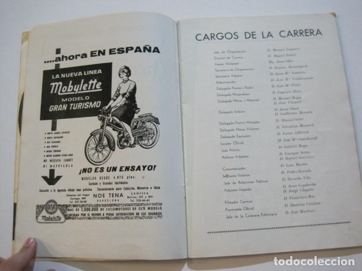 Coleccionismo deportivo: CICLISMO-V TROFEO SEBASTIAN CAMPRUBI-REVISTA PROGRAMA-AÑO 1969-VER FOTOS(V-22.289) - Foto 7 - 219896605