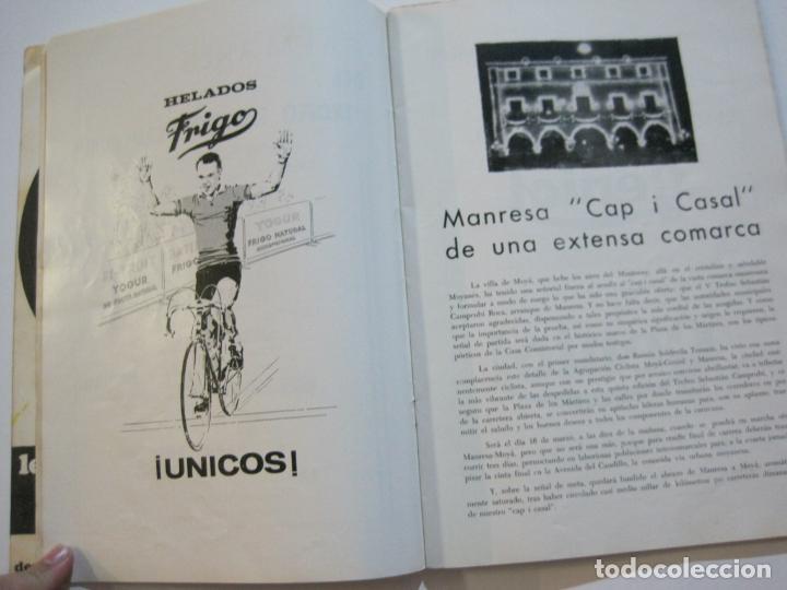 Coleccionismo deportivo: CICLISMO-V TROFEO SEBASTIAN CAMPRUBI-REVISTA PROGRAMA-AÑO 1969-VER FOTOS(V-22.289) - Foto 12 - 219896605