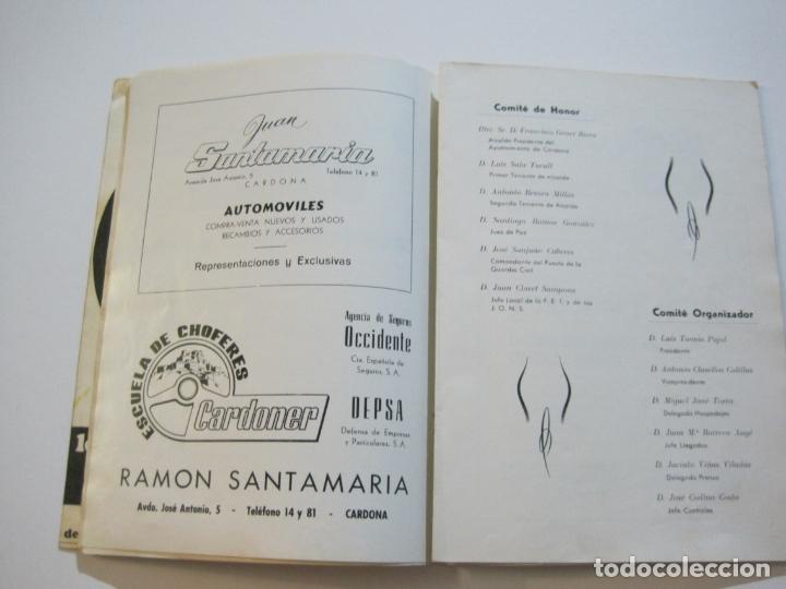 Coleccionismo deportivo: CICLISMO-V TROFEO SEBASTIAN CAMPRUBI-REVISTA PROGRAMA-AÑO 1969-VER FOTOS(V-22.289) - Foto 18 - 219896605