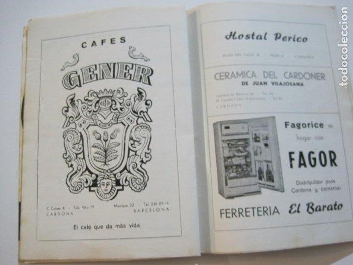 Coleccionismo deportivo: CICLISMO-V TROFEO SEBASTIAN CAMPRUBI-REVISTA PROGRAMA-AÑO 1969-VER FOTOS(V-22.289) - Foto 20 - 219896605