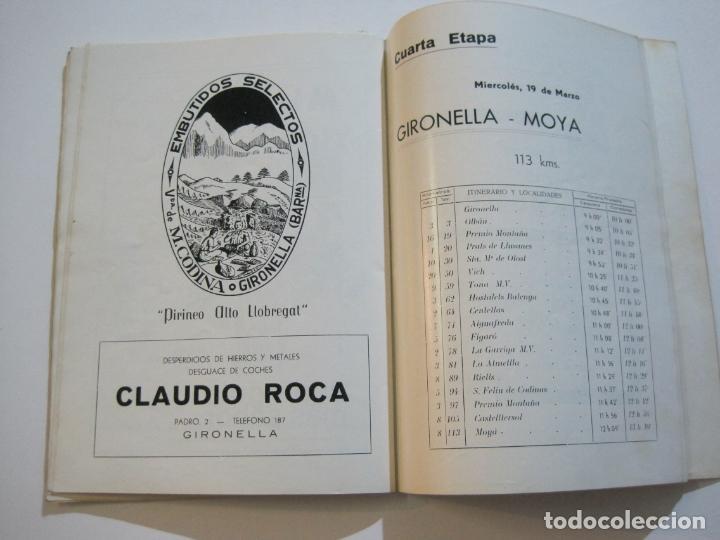 Coleccionismo deportivo: CICLISMO-V TROFEO SEBASTIAN CAMPRUBI-REVISTA PROGRAMA-AÑO 1969-VER FOTOS(V-22.289) - Foto 23 - 219896605