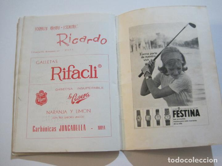 Coleccionismo deportivo: CICLISMO-V TROFEO SEBASTIAN CAMPRUBI-REVISTA PROGRAMA-AÑO 1969-VER FOTOS(V-22.289) - Foto 26 - 219896605