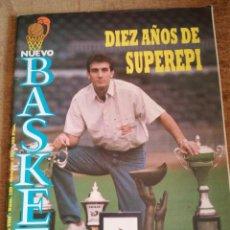Coleccionismo deportivo: NUEVO BASKET OCTUBRE 1982. Lote 220246206