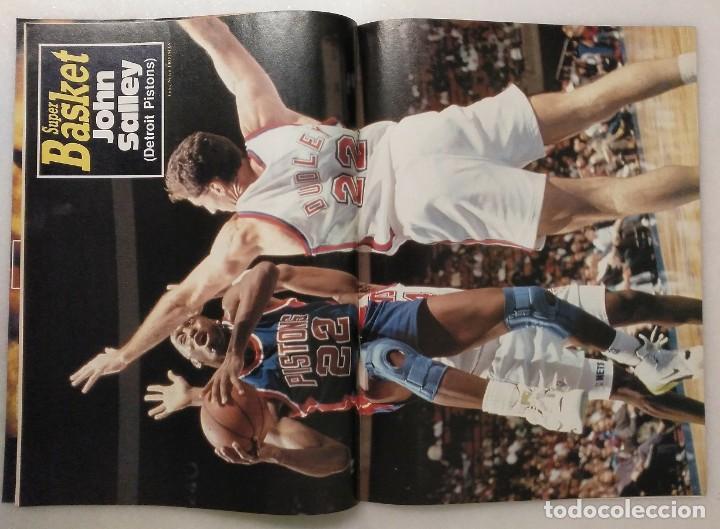 """Coleccionismo deportivo: Detroit Pistons - Revistas Gigantes, Superbasket y Revista NBA"""" - Campeones de 1990 y 2004 - Foto 20 - 203307278"""