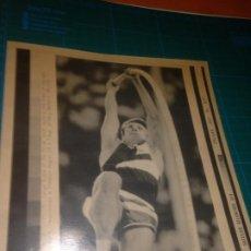 Coleccionismo deportivo: SERGEI BUBKA AT WORLD CHAMPIONSHIPS IN TOKYO 29-AGOSTO-1991- TELEFOTO SATELITE ATLANTICO EFE. Lote 221903821