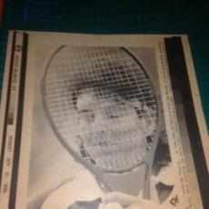 Coleccionismo deportivo: ARANTXA SANCHEZ VICARIO - FOTO TELETIPO -SATELITE ATLANTICO EFE - OPEN USA - SEPTIEMBRE 1991. Lote 222075530