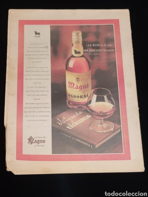 Coleccionismo deportivo: El Real Madrid,campeon de europa,periodico ABC, N° 3. La primera vino de Paris. - Foto 4 - 222533371