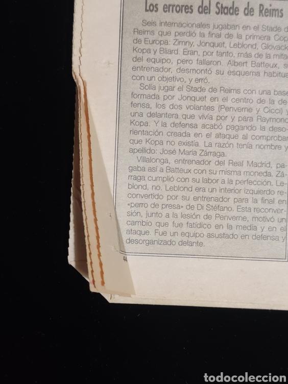 Coleccionismo deportivo: El Real Madrid,campeon de europa,periodico ABC, N° 3. La primera vino de Paris. - Foto 6 - 222533371