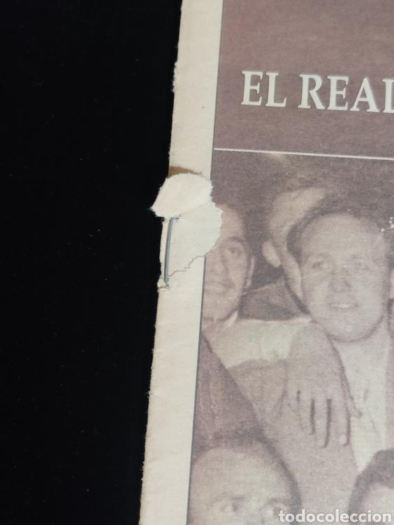 Coleccionismo deportivo: El Real Madrid,campeon de europa,periodico ABC, N° 3. La primera vino de Paris. - Foto 7 - 222533371