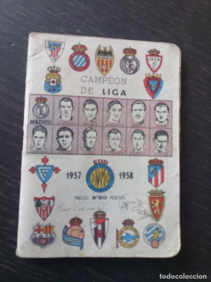 LIBRETO FÚTBOL DINÁMICO 1957 TOUR FRANCIA VUELTA CICLISTA ZARAGOZA (Coleccionismo Deportivo - Revistas y Periódicos - otros Deportes)