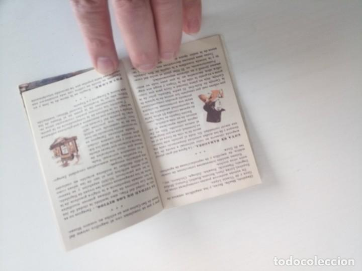 Coleccionismo deportivo: Libreto fútbol dinámico 1957 tour Francia vuelta ciclista Zaragoza - Foto 6 - 222541417