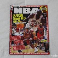 Coleccionismo deportivo: REVISTA OFICIAL NBA. Nº 226. CHICAGO BULLS MICHAEL JORDAN EDICIÓN ESPECIAL COLECCIONISTA (2011). Lote 222799962