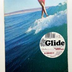 Coleccionismo deportivo: REVISTA GLIDE. LONGBOARD Y OTROS FLOTANTES. Nº 6 2008.QUILLAS,MILIUS WEDNESDEY.PABLO UGARTETXEA.SURF. Lote 224766627
