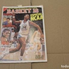 Coleccionismo deportivo: BASKET 16 Nº 61, REVISTA DE BALONCESTO. Lote 225043285