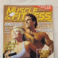 Coleccionismo deportivo: MUSCLE & FITNESS.NÚMEROS 87, 89, 92 Y 93.. Lote 226457765