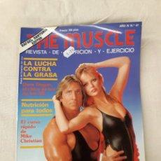 Coleccionismo deportivo: THE MUSCLE.NÚMEROS 47 Y 52. Lote 226483640