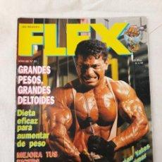 Coleccionismo deportivo: FLEX.NÚMEROS 4, 25 Y EJEMPLAR EN INGLÉS.. Lote 226485655