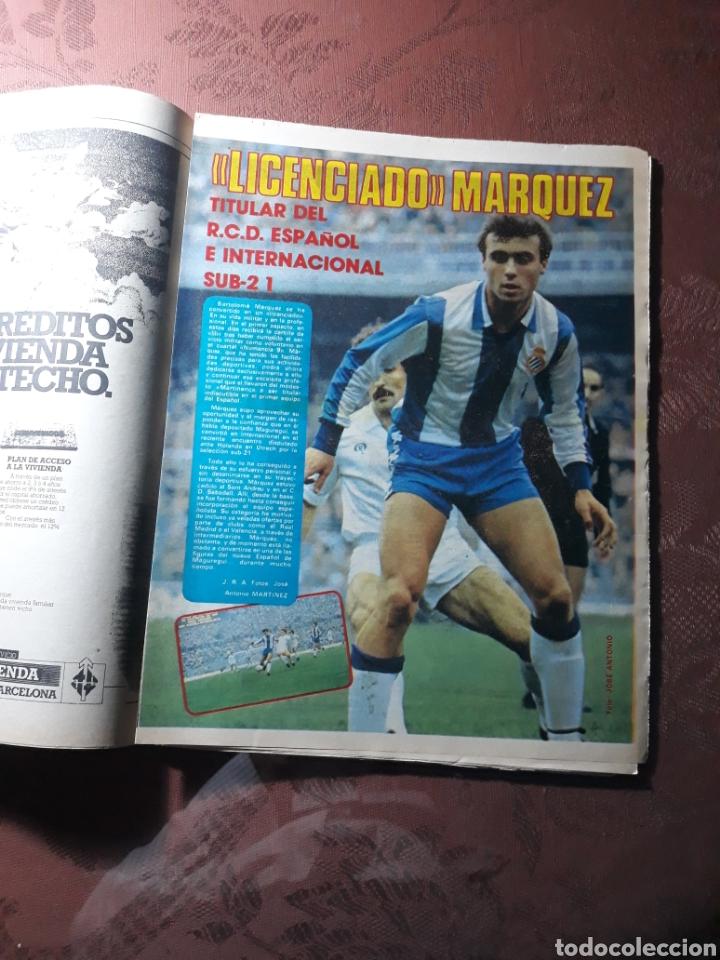 Coleccionismo deportivo: DIARIO DICEN N° 5705. 12 DE MARZO DE 1983 . MENOTTI- MARADONA . HOY NACE UN NUEVO BARCA - Foto 8 - 227094950