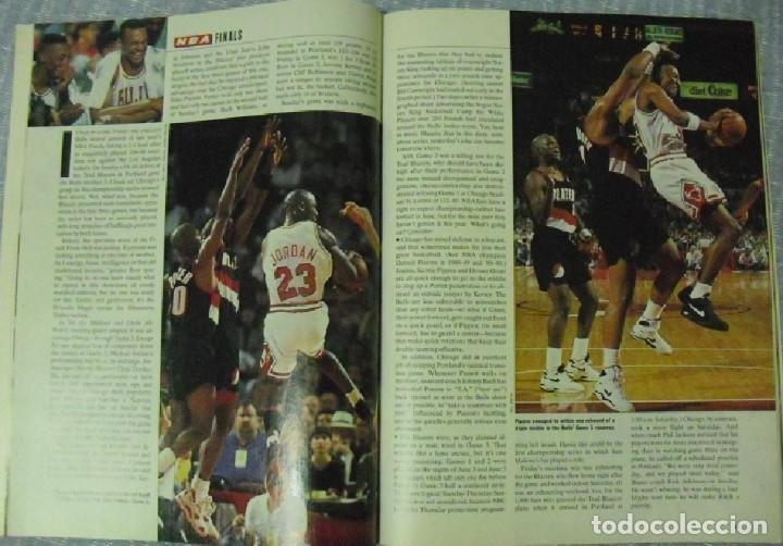 Coleccionismo deportivo: Michael Jordan - Lote de 14 revistas americanas Sports Illustrated, etc. (1989-98) + Especial - Foto 10 - 94283445
