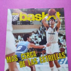 Coleccionismo deportivo: REVISTA DON BASKET EXTRA Nº 2 GUIA LIGA ACB 88/89 - ESPECIAL EQUIPOS BALONCESTO 1988/1989. Lote 229140940