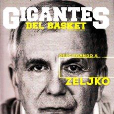 Coleccionismo deportivo: REVISTA GIGANTES DEL BASKET NUMERO 1469 ZELJKO OBRADOVIC. Lote 230914240