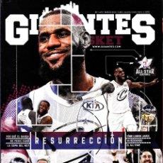 Coleccionismo deportivo: REVISTA GIGANTES DEL BASKET NUMERO 1470 RESURRECCIÓN. Lote 230914550