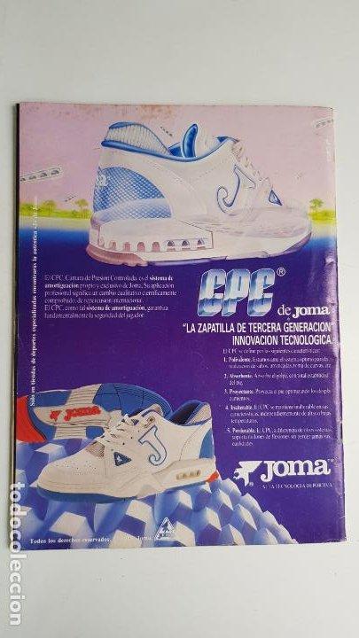 Coleccionismo deportivo: REVISTA GIGANTES DEL BASKET Nº 185 1989 MICHAEL JORDAN DINAMITA LOS PLAYOFFS - Foto 4 - 232045310