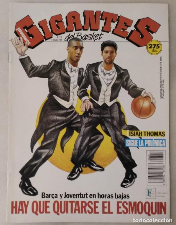 """Coleccionismo deportivo: Detroit Pistons - Revistas Gigantes, Superbasket y Revista NBA"""" - Campeones de 1990 y 2004 - Foto 24 - 203307278"""