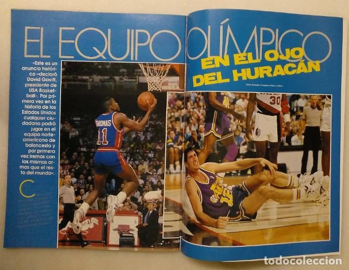 """Coleccionismo deportivo: Detroit Pistons - Revistas Gigantes, Superbasket y Revista NBA"""" - Campeones de 1990 y 2004 - Foto 25 - 203307278"""