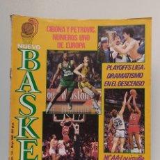 Collectionnisme sportif: REVISTA NUEVO BASKET - NUMERO 144. Lote 233327685
